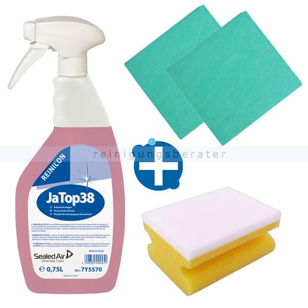 Reinigungsset Fur Fensterrahmen Und Kunststoff Set 2