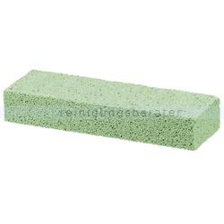 Reinigungsstein, Putzstein Grün Universal