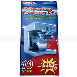 Reinigungstabs Reinex für Kaffeemaschinen 10 Tabs