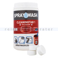 Reinigungstabs SprayWash CleaningTab 1 Entkalker 14 Tabs