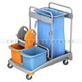 Reinigungswagen AquaSplast Gerätewagen I-1