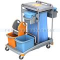 Reinigungswagen AquaSplast Gerätewagen I-10