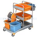 Reinigungswagen AquaSplast Gerätewagen I-12