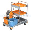 Reinigungswagen AquaSplast Gerätewagen I-13