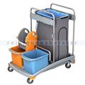 Reinigungswagen AquaSplast Gerätewagen I-2