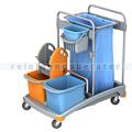 Reinigungswagen AquaSplast Gerätewagen I-3