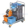 Reinigungswagen AquaSplast Gerätewagen I-4