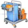 Reinigungswagen AquaSplast Gerätewagen I-5
