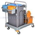 Reinigungswagen AquaSplast Gerätewagen I-6