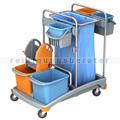 Reinigungswagen AquaSplast Gerätewagen I-7