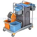 Reinigungswagen AquaSplast Gerätewagen I-8