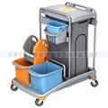 Reinigungswagen AquaSplast Gerätewagen I-9
