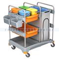 Reinigungswagen AquaSplast Systemwagen I-12