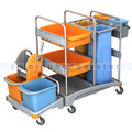Reinigungswagen AquaSplast Systemwagen I-18
