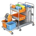 Reinigungswagen AquaSplast Systemwagen I-2