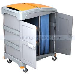 Reinigungswagen ComfortSplast Hotelwagen I-3