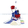 Reinigungswagen im Set Floorstar FCK L SOLID 50 cm