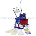 Reinigungswagen im Set Floorstar FCK M SOLID 50 cm