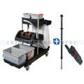 Reinigungswagen im Set Numatic ProCar 2G