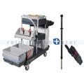 Reinigungswagen im Set Numatic ProCar 3G