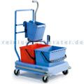 Reinigungswagen Numatic NCK 100, adaptierbar