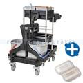 Reinigungswagen Numatic ProCar 7G Plus inkl. 10 Möppe