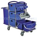 Reinigungswagen PPS Pfennig Clino STEC7 Multiboxen