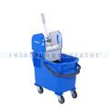 Reinigungswagen ReinigungsBerater 25 L mit Presse