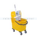 Reinigungswagen ReinigungsBerater Bucket 25 L gelb