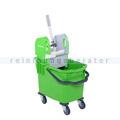 Reinigungswagen ReinigungsBerater Bucket 25 L grün