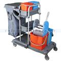 Reinigungswagen ReinigungsBerater Clean 1722P