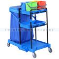 Reinigungswagen ReinigungsBerater Honisa blau