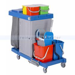 Reinigungswagen ReinigungsBerater Hospital 36 PE
