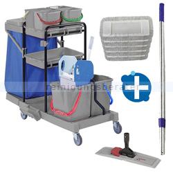 Reinigungswagen ReinigungsBerater Set 13-teilig