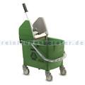 Reinigungswagen Rubbermaid Combo Bravo grün