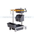 Reinigungswagen TASKI Nano Trolley für Procarpet