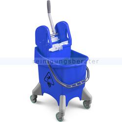 Reinigungswagen TTS Pile 30 L, blau