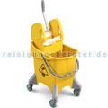 Reinigungswagen TTS Pile 30 L, gelb