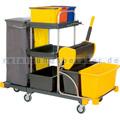 Reinigungswagen Vermop Equipe Twixter-Press