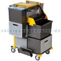 Reinigungswagen Vermop Shopster Twix Press
