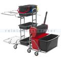 Reinigungswagen Vermop Variant Twixter-Press