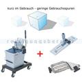 Reinigungswagen Vileda UltraSpeed Pro Starter Set VORFÜHRER