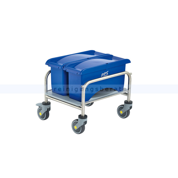 PPS Pfennig Clino CR mini EM-CR1 Reinraumwagen für nicht-sterile Bereiche, minimaler Platzbedarf 3510150