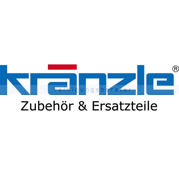 Kehrmaschinen Zubehör Kränzle 50191 Reparatursatz Rad kpl. mit Lager für Kehrmaschine 2 Plus 2