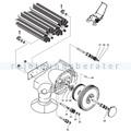 Reparatursatz Kränzle 50196 Zahnradsatz komplett Links