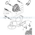 Reparatursatz Kränzle 50197 Zahnradsatz komplett Rechts