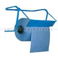 Rollenhalter für Putzrollen All Care Wandmontage Stahl