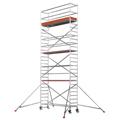 Rollgerüst Hymer Feldlänge 2,95 m Arbeitshöhe 12,90 m