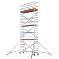 Rollgerüst Hymer Feldlänge 2,95 m Arbeitshöhe 3,90 m