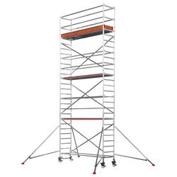Rollgerüst Hymer Feldlänge 2,95 m Arbeitshöhe 7,90 m